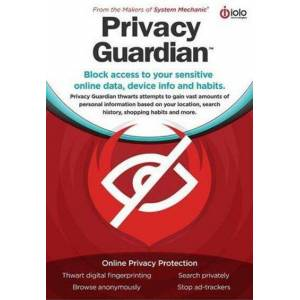 iolo Privacy Guardian 5 Devices 1 Year iolo Key GLOBAL
