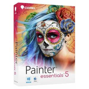 Corel Painter Essentials 5 Key GLOBAL
