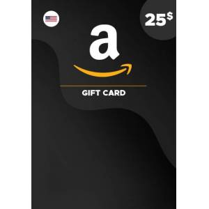 Amazon Gift Card 25 USD UNITED STATES