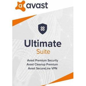 Avast Ultimate 5 Devices 2 Years Avast Key GLOBAL
