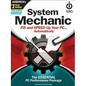 iolo System Mechanic 5 Devices 1 Year iolo Key GLOBAL