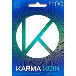NEXON CORPORATION Nexon Karma Koin 100 USD Key NORTH AMERICA