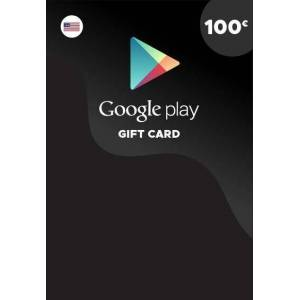 Google LLC Google Play Gift Card 100 USD Key NORTH AMERICA