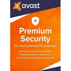 Avast Premium Security 3 Devices 3 Years Avast Key GLOBAL