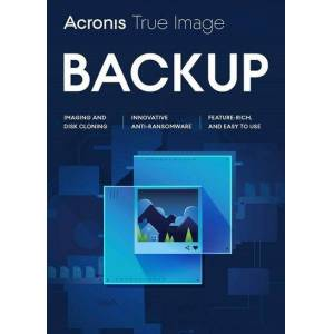 Acronis True Image Backup Software 1 Device (Lifetime) Acronis Key GLOBAL