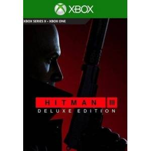 Io-Interactive A/S HITMAN 3 – Deluxe Edition XBOX LIVE Key GLOBAL