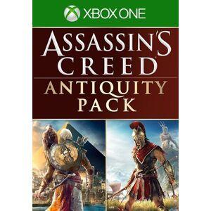 Ubisoft Assassin& 39;s Creed Antiquity Pack (Xbox One) Xbox Live Key UNITED STATES
