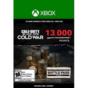Activision 13,000 Call of Duty: Black Ops Cold War Points XBOX LIVE Key GLOBAL