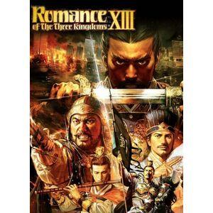 KOEI TECMO GAMES CO., LTD. Romance of the Three Kingdoms XIII Steam Key GLOBAL
