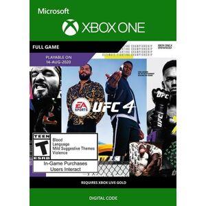 Electronic Arts EA SPORTS UFC 4 (Xbox One) Xbox Live Key GLOBAL