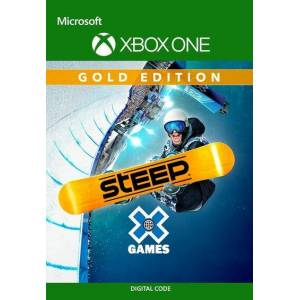 Ubisoft Steep X Games Gold Edition XBOX LIVE Key UNITED STATES