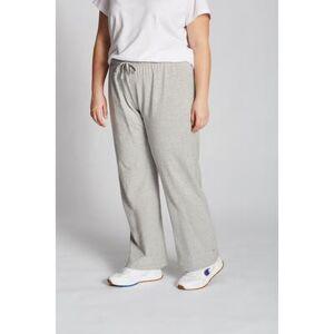 Champion Plus Size Women& 39;s Women& 39;s Plus Jersey Pants by Champion in Oxford Gray (Size 4X)