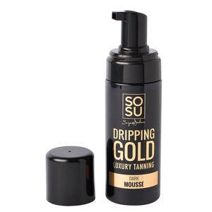 Jackson Dripping Gold Luxury Tanning Mousse Dark 150ml