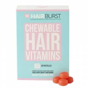 Hairburst Chewable Hair Vitamins 30caps