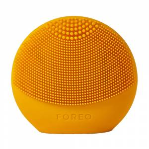 Foreo LUNA Fofo Face Brush with Skin Analysis Sunflower Yellow