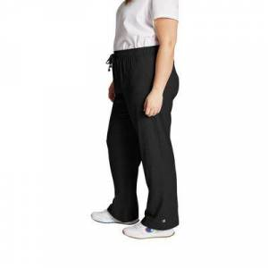 Champion Plus Size Women& 39;s Women& 39;s Plus Jersey Pants by Champion in Black (Size 2X)