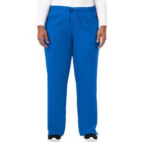 Jockey Encompass Scrubs Plus Size Women& 39;s Jockey Scrubs Women& 39;s Extreme Comfy Pant by Jockey Encompass Scrubs in Royal (Size LT)