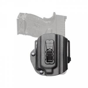 Viridian C5L Weapon Light 100 Lumen with Laser Sight and TacLoc ECR Holster Black