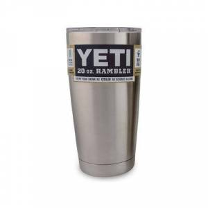 YETI Rambler Vacuum Insulated Tumbler with Magslider Lid