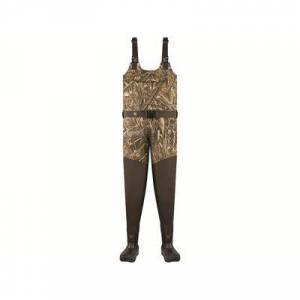 LaCrosse Wetlands Breathable 1600 Gram Boot Insulated Chest Waders Nylon Men& 39;s