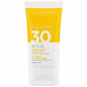 Clarins - Sun Care Dry Touch Cream for Face SPF30 50ml for Men and Women