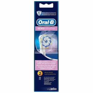 Oral-B - SensiUltraThin Replacement Heads 2 Pack for Men and Women