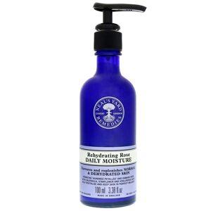 Neal& 39;s Yard Remedies - Facial Moisturisers Rehydrating Rose Daily Moisture 100ml for Women