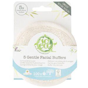 So Eco - Exfoliating Gentle Facial Buffers 5 Pack for Women