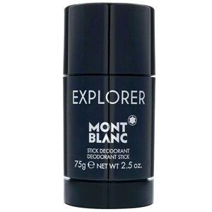 Montblanc - Explorer Deodorant Stick 75g for Men