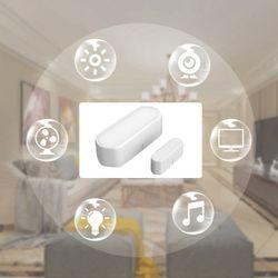 Univeral Smart Home WIFI Rechargeable netic Door Alarm Support Tuya