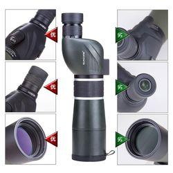 10-45x60 Powerful Monocular HD Telescope for Bird Watching Outdoor Hiking Sightseeing BK7 FMC Lens