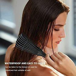 4X Detangling Brush Detangler Hair Scalp Comb Styling Wet / Dry Curly Natural Hair
