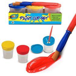 Spill Proof Paint s 200ml For Washable Gouache Paint Kids School Finger Paint