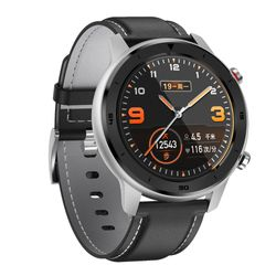 DT78 Smart Watch Full Touch Round Smart Watch Men Retro Business IP68 Sport Watch for Men Bluetooth Control Health Tracker PK L7