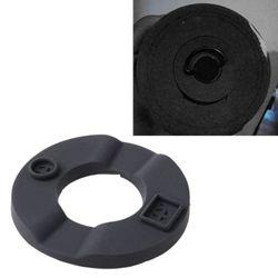 Replace Rubber Plug Cover for Logitech UE Megablast Speaker Charge Port Caoutchouc Waterproof Black Rubber Plug Cover