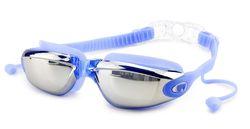 New Professional Swimming Goggles Anti-Fog UV Adjustable Plating Men Women Waterproof Silicone Glasses Adult Eyewear