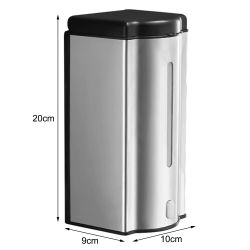 Noncontact Hand Disinfection Machine Mist Spray Hand Hygiene Bathroom Automatic Sensor Hand Sanitizer Dispenser
