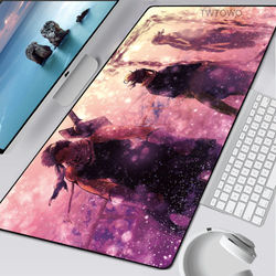 90x40cm XXL Mouse Pad Non Slip PC Keyboard Mat Rubber Gaming Mousepad Desk Mat Large Office Pc Pad Computer Accessories for csgo