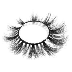 3D Mink Eyelashes Wispy Fluffy lashes 100% Handmade False Eyelashes Luxury Eye Lshes 14mm Lashes lx-104