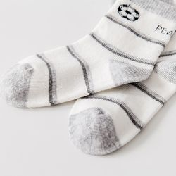 0-2Y Infant Baby Socks Set 2 for Girls Cotton Mesh Cute Newborn Boy Toddler Socks Baby Clothes Accessories