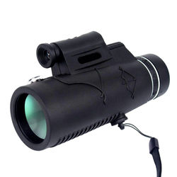 Long-range monocular telescope can illuminate outdoor camping adventure zoom 50 times high-definition glasses outdoor monocular
