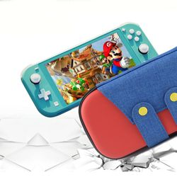 New For Nintend Switch Lite Bag Storage For Switch mini Protector Case For nintendo switch mini accessories