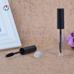 10pcs 10ml Empty Mascara Tube with Eyelash Wand, Eyelash Cream Container Bottle with Funnels Transfer Pipettes