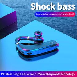 A10 Earphones Bluetooth headphones Handsfree wireless headset Business headset Drive Call Sports earphones for iphone Samsung