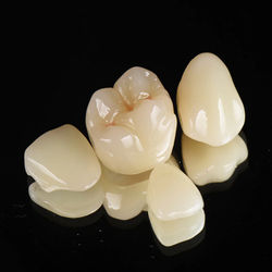 Multilayer Zirconia Blocks Dental Material For Make Temporary Bridge Dental Restorations HaHaSmile UT-Multilayer-A4 98
