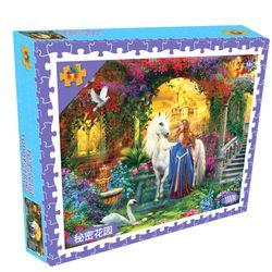 Adult Puzzle 1000 Pieces Space Travelers 1000 Pieces Landscape Puzzle