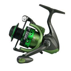New Spinning Fishing Reel 12BB Bearing Balls 1000-7000 Series 5.5:1 Metal Coil Spinning Reel Boat Rock Fishing Wheel
