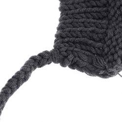 Infant Newborn Photography Props Cute Baby Hat Crochet Accessories Handmade