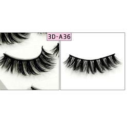Classical False eyelash Wholesale Lashes 3 Pairs Eyelashes Natural Synthetic Hair Premium Silk 3d Faux Lashes