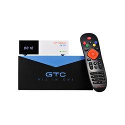 GTMEDIA GTC DVB T2 S2 C ISDB-T Satellite TV Receiver android 6.0 TV BOX 2GB 16GB TV Set Top Box decoder